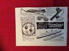 m12y ephemera 1950/s advert hamleys toys super jet jolly film yo yo