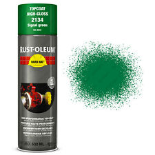 X20 ultra-elevata COPERTURA Rust-Oleum Signal verde vernice spray