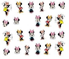 Nail Art Decals Transfers Stickers Minnie Mouse (A-363)