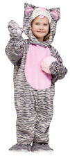 Toddler Little Stripe Kitten Animal Halloween Costume