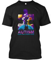 Autism More Than A Puzzle Piece - Hanes Tagless Tee T-Shirt