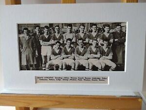 Amateur football team print   GRAYS ATHLETIC F.C.