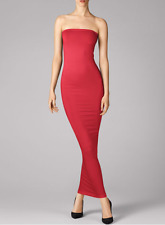 WOLFORD FATAL TUBE DRESS in Lipstick Red, Size: M  Ret:$215 New in Box/Tags
