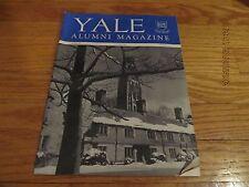 VINTAGE JANUARY 1951 YALE ALUMNI MAGAZINE VOLUME XIV NUMBER 4
