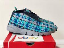 DS Nike Air Footscape Desert Chukka MIDNIGHT NAVY Size 9.5 royal blue 652822 400