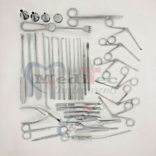 Tympanoplasty Instruments Set Micro Ear Surgery Ent Instruments German Quality