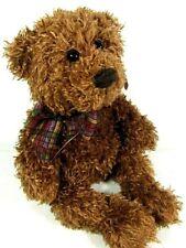 """Gotta Getta Gund """"Hiccup"""" Plush Scarf Teddy Bear #15090 Worlds Most Huggable Toy"""