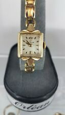vintage Omega watch women, serviced works great