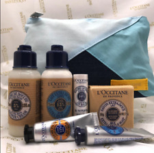 NEW L'Occitane Shea Butter Discovery Gift Pack Natural Nourish Protective