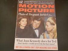 Tom Jones, Greta Garbo, Elizabeth Taylor - Motion Picture Magazine 1969