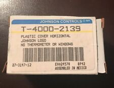 Johnson Controls T-4000-2139 Cover NEW IN BOX LOT OF 4