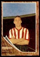 A&bc Make-A-Photo 1963 (B1) Billy Hodgson Sheffield United N.52