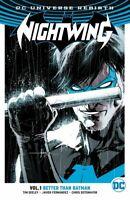 Nightwing Volume 1 Better Than Batman GN Tim Seeley Fernandez Rebirth New NM