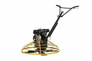 Power Float Power Trowel Lumag BT900 900mm Quality Machine