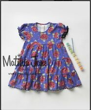 MATILDA JANE PAINT BY NUMBERS AMERICAN BEAUTY DRESS girls 6 months purple floral