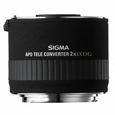 Sigma EX Camera Lenses for Sony A