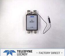 Teledyne LeCroy DA101 10:1 1MOhm Differential Attenuator | Factory Warranty