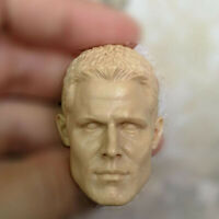 Blank Hot 1/6 Scale Head Sculpt Oliver Queen Arrow Unpainted