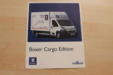74621) Peugeot Boxer Cargo Edition Prospekt 02/2007