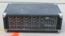 Vintage - 1979 Usa Peavey Xr-400 4 Channel Mixer 200H power Module Amplifier Amp