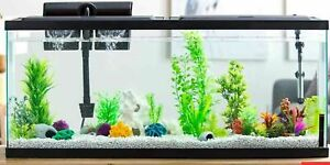 Aqua Culture 20/55 Gallon Fish Tank Hood with LED Light New