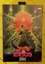 NECA Classic Series 1989 Godzilla Vs Biollante Action Figure monsterarts mothra