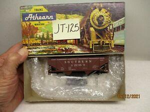 JT-125 Athearn Kit 5424 34' C/S Hopper Southern 322069