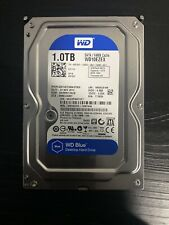 Western Digital BLUE 1TB,Internal,7200RPM,3.5 inch (WD10EZEX) Hard Drive