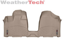 WeatherTech FloorLiner for Dodge Grand Caravan - 2011-2017 - 1st Row OTH - Tan