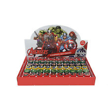 New 60pc Marvel Avengers Self Inking Stamp Set Kid School Supplies Party Favors