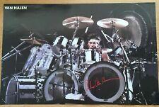283976 Van Halen Drummer 1983 POSTER PRINT