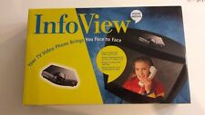 1997 Inno Media Info View TV Video Chat Phone New in Box
