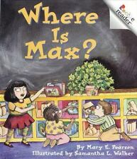 Rookie Reader Español Ser.: Where Is Max? Level A by Mary E. Pearson (2001,...