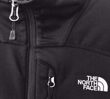 ☀️NWT The North Face Cinder 100 FZ Full-Zip Softshell Jacket Black ~ Men's LARGE