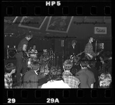 1982 The Replacements Camera Negative Lost Rock & Roll Photo Live @ Duffy's