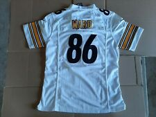 NFL Pittsburgh Steelers Hines Ward Nike On Field Youth Jersey size Small