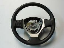 SUZUKI SWIFT FZ LEATHER STEERING WHEEL NON CRUISE CONTROL TYPE 02/11-03/17