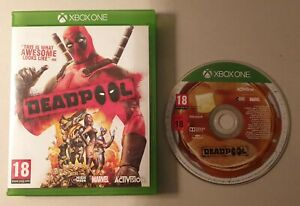 Marvel Deadpool (Xbox One), Very Good Condition.