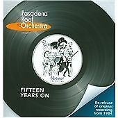 Pasadena Roof Orchestra : Fifteen Years On - VGC CD
