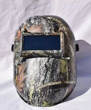 Neiko 53847A  Welding shield Hydro dipped in True Timber Conceal camo