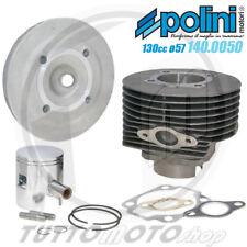 GRUPPO TERMICO POLINI D.57 130 cc PIAGGIO APE 50 TM FL FL2 FL3 RST cod. 140.0050