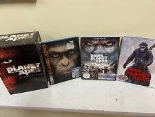 Planet Of The Apes Collection Dvd/ Bluray