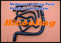 Silicone heater radiator hose fit HOLDEN VT/VX/VU/WH Commodore V6 3.8L 1997-2002