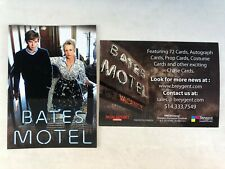 CHEAP PROMO CARD: Bates Motel 1 Breygent NONSPORT UPDATE ONE SHIP FEE PER ORDER