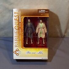 Bible Quest Peter and John Disciples Action Figures BibleQuest Religious Toy