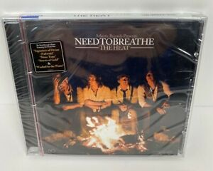 """Need To Breathe """"The Heat"""" Music CD New Factory Sealed"""