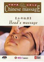 Chinese Medicine Massage Cures - Head's Massage DVD