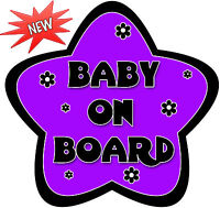 Incredibly Beautiful Daughters Baby on Board Car Sign Non Personalised  HP Y