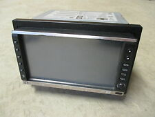 Radio Moniceiver 2 Din Doppel-Din DVD VCD CD MP3 6,5 TFT Color LCD Touchscreen