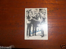 THE BEATLES NEMS ENTERPRISES A & B C GUM TRADING CARD FIRST SERIES CARD NO.39